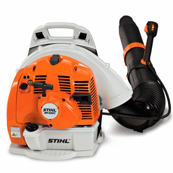Воздуходувка ранцевая STIHL BR 450 C-EF (42440111632)