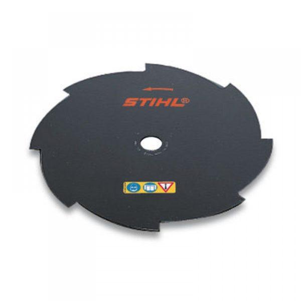 Нож для мотокосы STIHL восьмилопастной  230мм подходит для FS 260, 310, 350, 360, 400, 450, 490