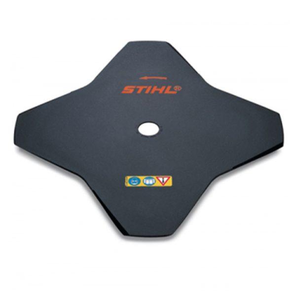 Нож для мотокосы STIHL четырехлопастной  230мм подходит для FS 260, 310, 350, 360, 400, 450, 490