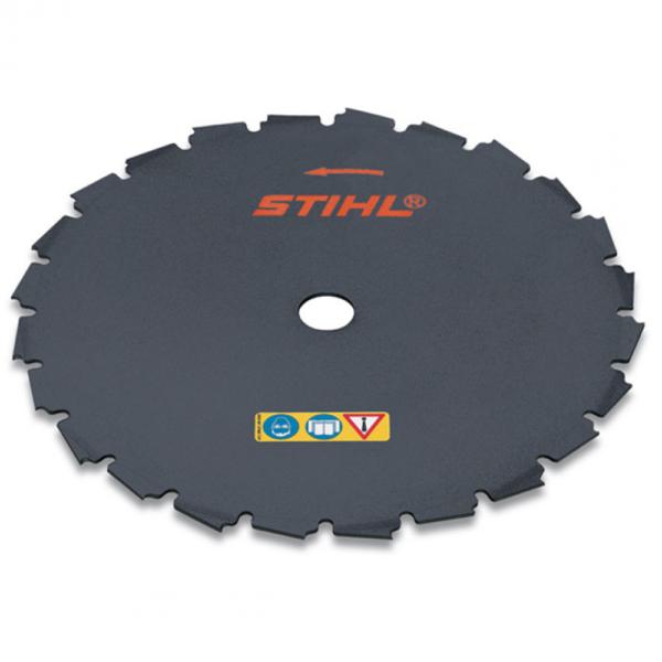 Нож для мотокосы STIHL на 22 зуба 200мм подходит для FS 260, 310, 350, 360, 400, 450, 490