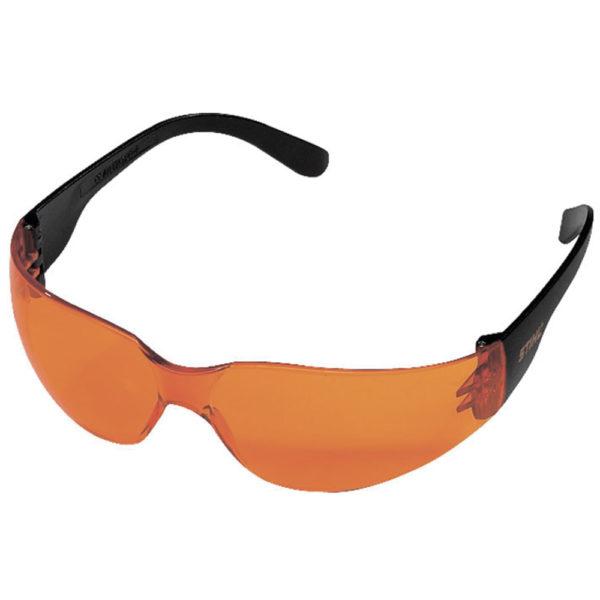 Очки защитные STIHL LIGHT оранжевые