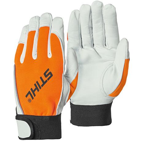 Перчатки защитные STIHL DYNAMIC SensoLight размер S