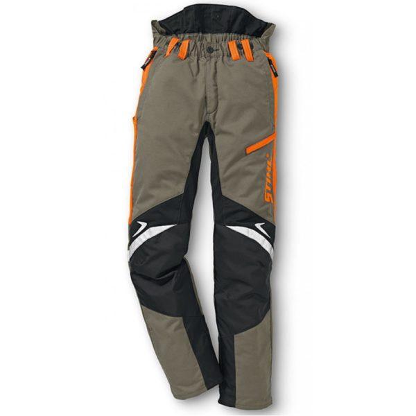 Штаны с защитой от порезов бензопилой STIHL  Function Ergo размер XXL