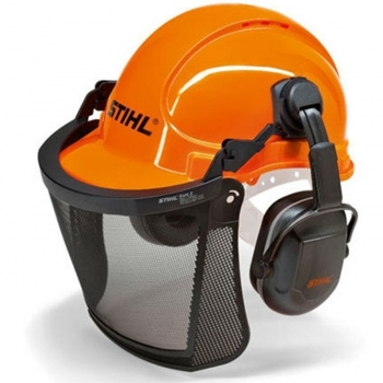 Шлем защитный STIHL Function Basic с сеткой