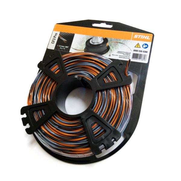 Косильная струна STIHL Ø2,4 мм х 35 м CF3 Pro