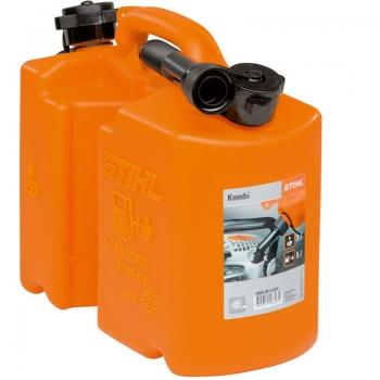 Комбиканистра STIHL, 5 л+3 л, стандартная, оранжевая