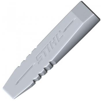 Клин алюминиевый STIHL для валки и раскалывания, 600 г
