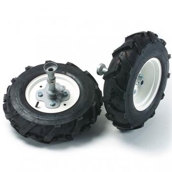 Комплект резиновых колес VIKING ART 600