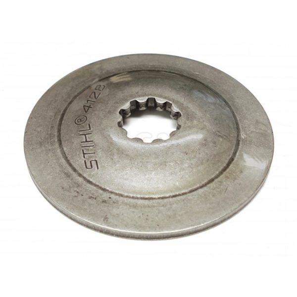 Прижимная шайба(диск) для ножа Stihl мотокосы FS 55, FS 56, FS 70 (41307131600)