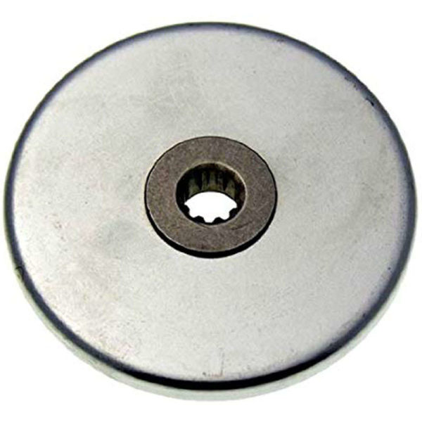 Диск редуктора с посадкой для ножа Stihl мотокосы FS 55, 56, 120, 250 (41377103800)