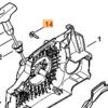 Винт STIHL с цилиндрической головкой Р4 х 16  для MS 170-180 7663