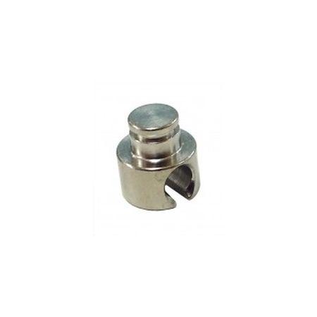 Винт троса газа для карбюратора мотокосы Stihl FS-130,400,450 (41281218901)
